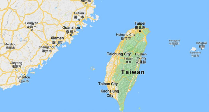 Đài Loan có thuộc Trung Quốc không?