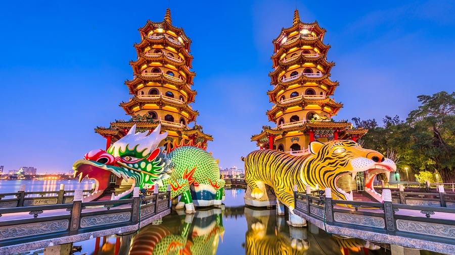 Đài Loan cũng là địa điểm du lịch hấp dẫn du khách